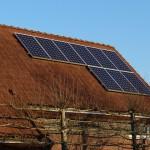 Rachat de crédit : panneaux solaires