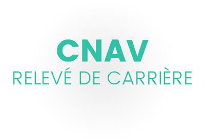 CNAV : relevé de carrière