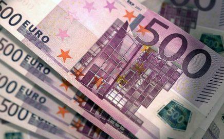 La fin très prochaine du billet de 500 euros